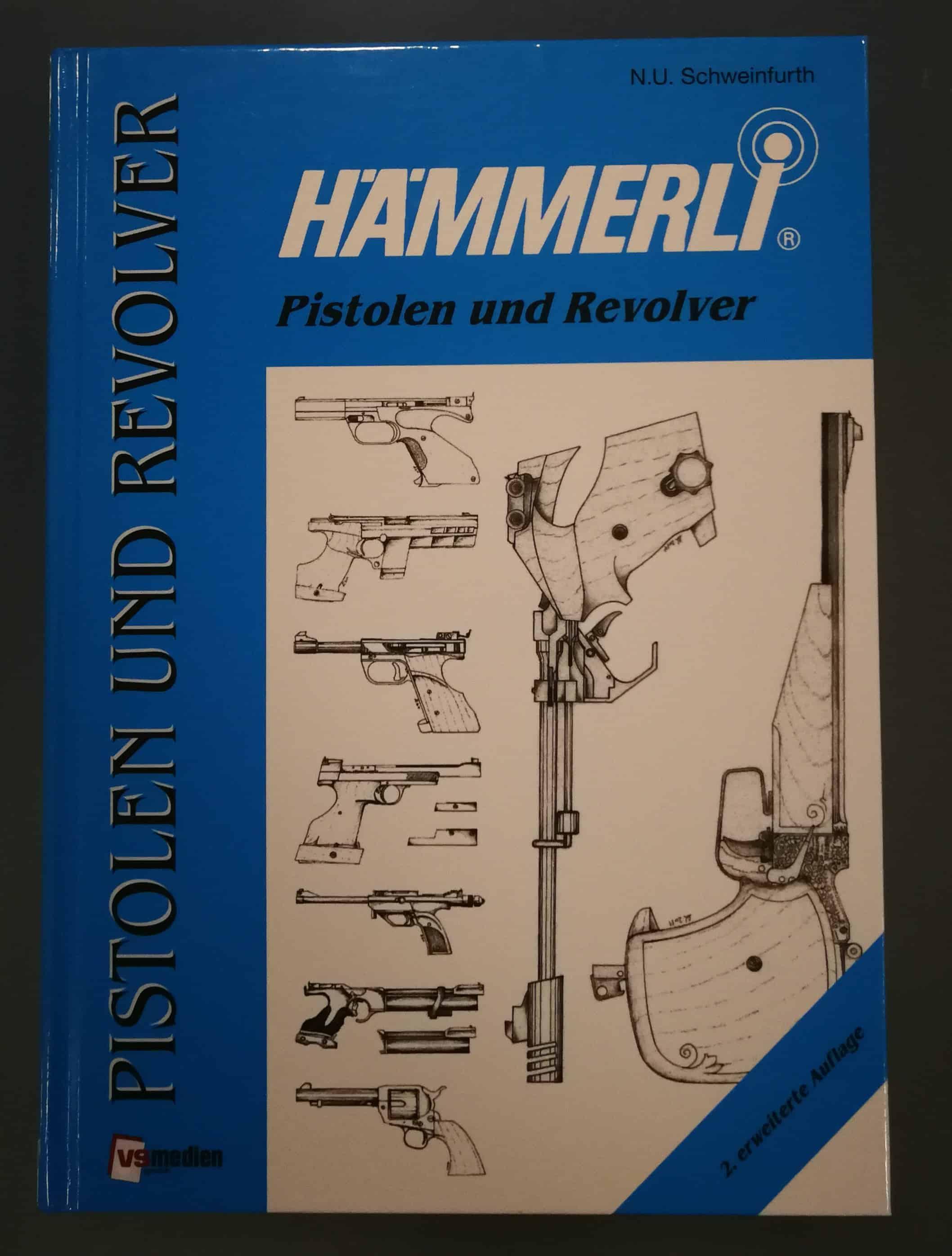 Hämmerli Pistolen und Revolver, 2. Auflage