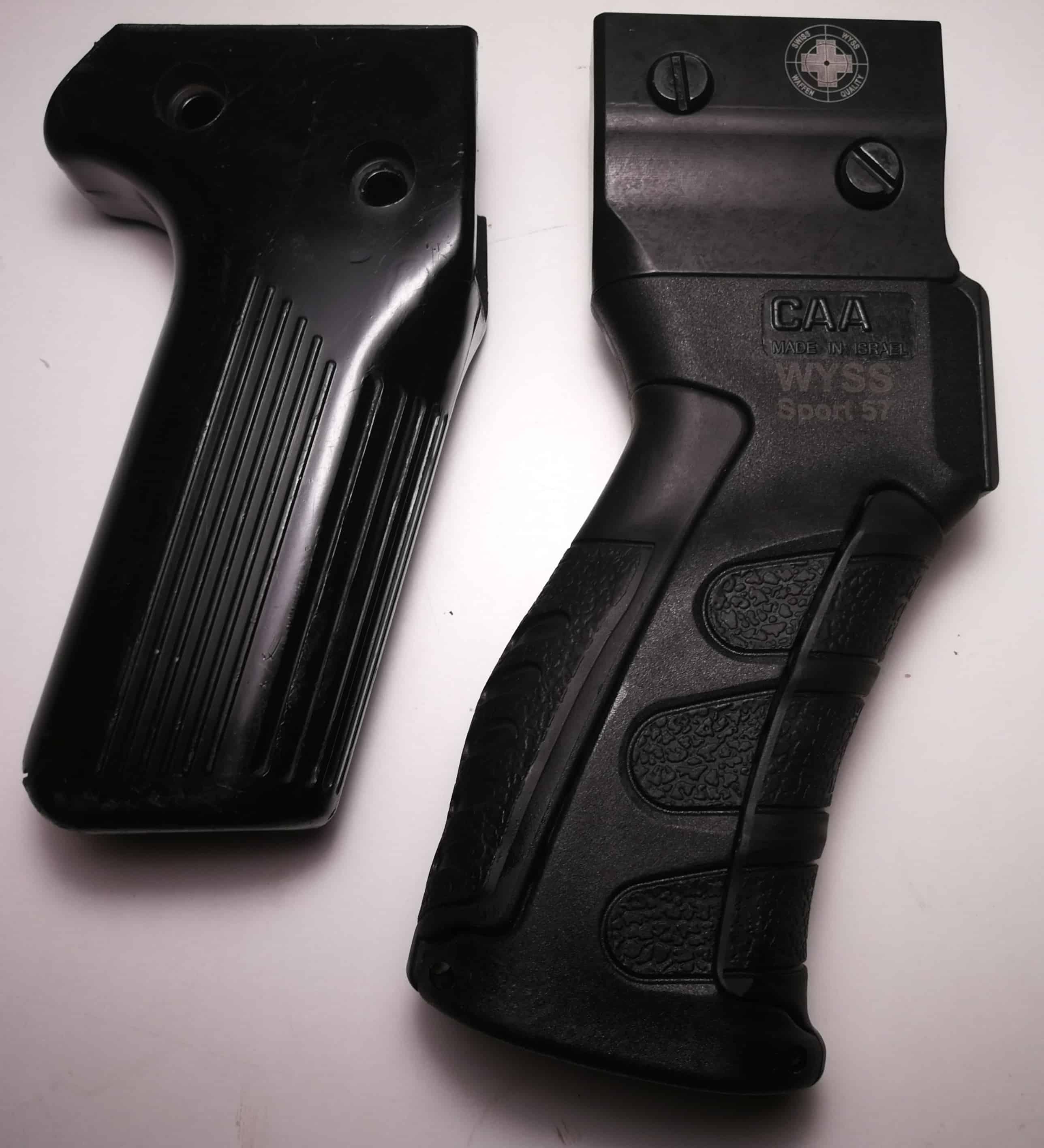 Stgw57: Wyss Pistolengriff W57 Sport