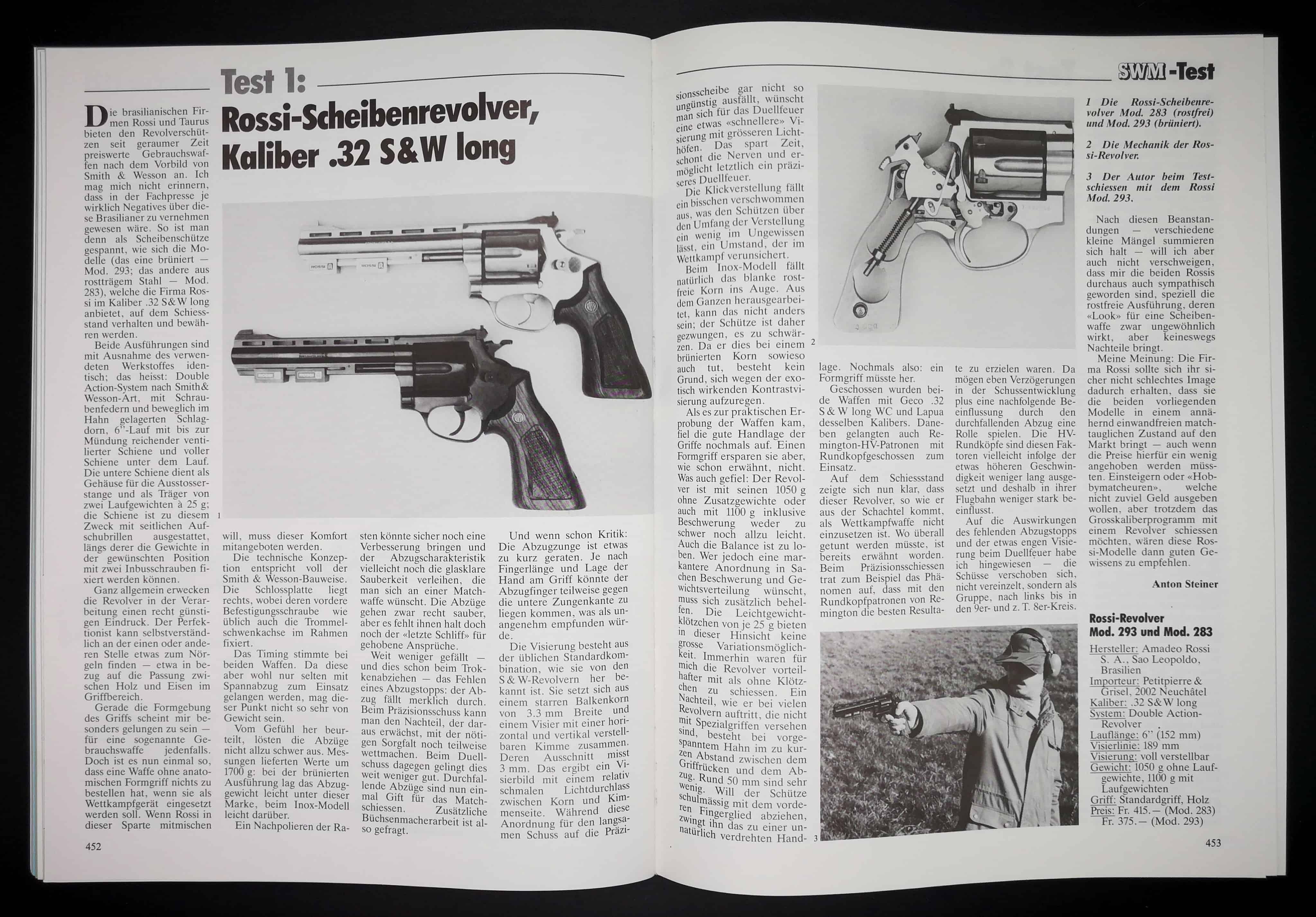 Waffenmagazin ch
