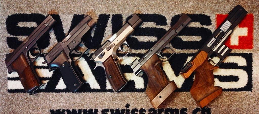 Welche Waffe fürs Sportschiessen Teil 2: 50/25m Pistole Einstieg