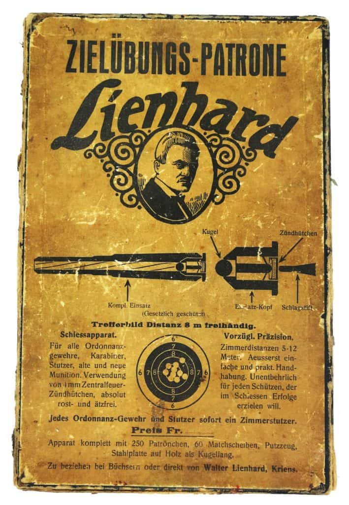 Lienhard Universal Matchapparat Modell G